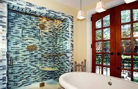 Printed Glass Mosaic Tiles