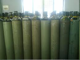 Nitrogen Gas Cylinders in  Pataancheru