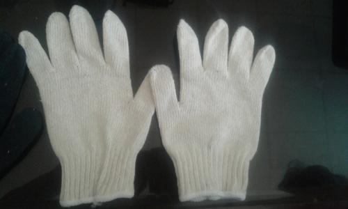 Cotton Knitted Hand Gloves in  Nurwala