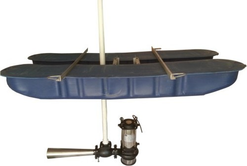 Floating Venturi Jet Aerator
