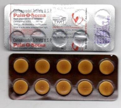 Generic Soma Carisoprodol Tablets in  Chira Bazar-Kalbadevi
