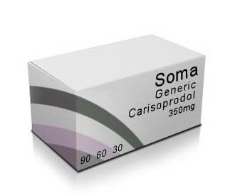 Pain-O-Soma Generic Carisoprodol Tablets
