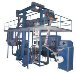 Industrial Blown Film Machine