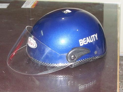 Sinewy Open Face Motorcycle Helmet