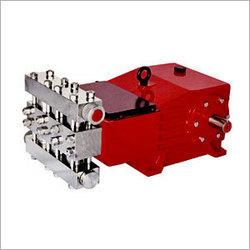Hiro Nisha Triplex Plunger Pumps