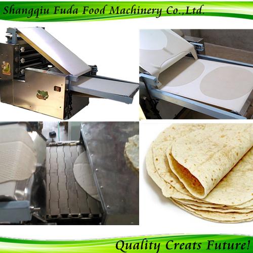Automatic Roti Machine
