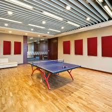 Acoustical Wall Panels in  Phase-Ii
