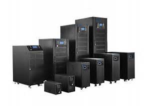 Online UPS For Data Center Computers Industrial IT Applications