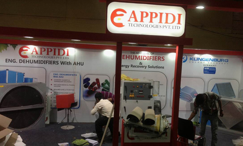 Customized Exhibition Stall Designer Services