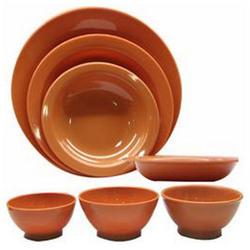 Plastic Crockery Soup Set