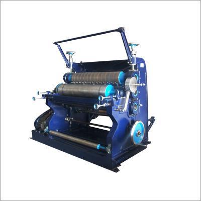 Vertical Type Corrugation Machine in  New Area