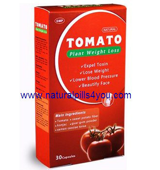 Tomato Plant Weight Loss Capsules