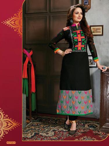 Exclusive Designer Cotton Suit