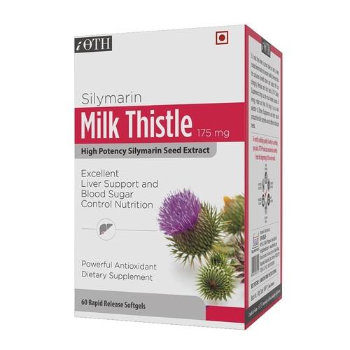 Ioth Silymarin Milk Thistle