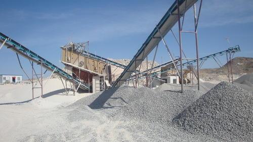 Durable Stone Crushing Plant