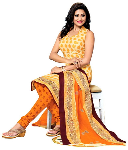 Pure Cotton Suits in  Sarangpur
