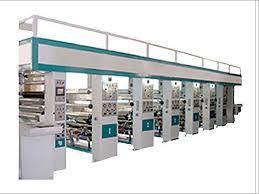 High Speed Rotogravure Printing Machine in  Prashanthi Nagar