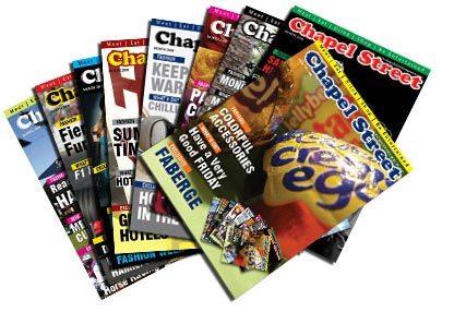Business Magazines Printing Service