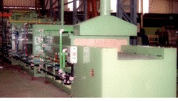 Mesh Belt Furnace in  Nagsandra Post