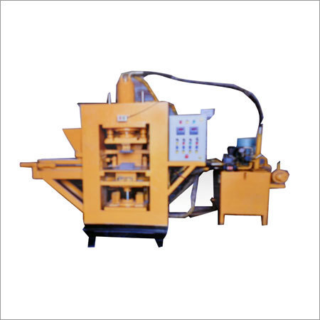 Fully Automatic Interlock Brick Making Machine in  Boranada