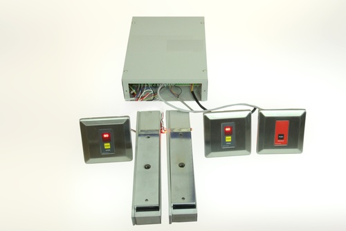 Smart Door Interlocking System
