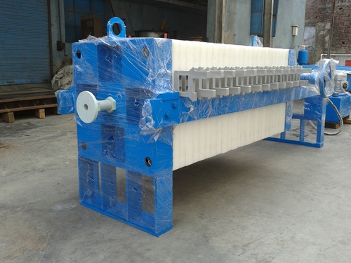 Wastewater Treatment Filter Press