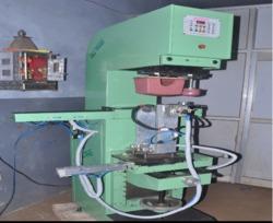 Heel Tempography Machine