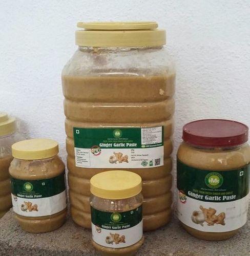 Hmr Ginger And Garlic Paste