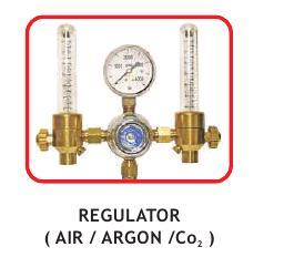 Regulator (Air / Argon /Co2) in  Okhla - I