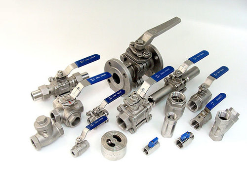 Industrial and Dairy Valves