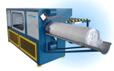 Mattress Roll-Packing Machine (SL-08W) in   Sijiu Town