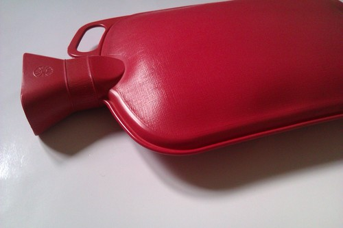 Hot Water Bottle Upcycling
