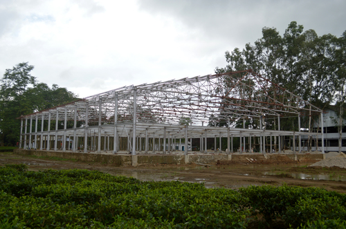 Tea Estate Pre Engineered Building Manufacturer