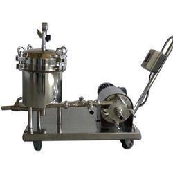 Sparkler Filter Press in  Amraiwadi
