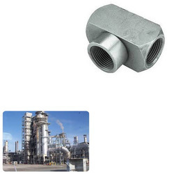 Ss Tee Pipe Fitting For Petroleum Industries in  Shapar (Gondal Road)