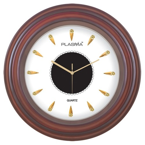 Wooden Decorative Clock