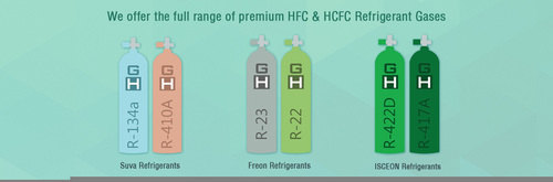 Refrigerants Gases in  Maker Chambers-Nariman Point