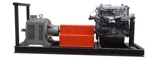 Four Stroke Four Cylinder Petrol Engine Air Cooled Dynamometer