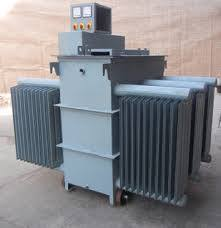 Oil Cooled Variauto Transformer