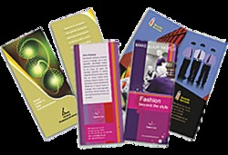 Brochures Print Design Services