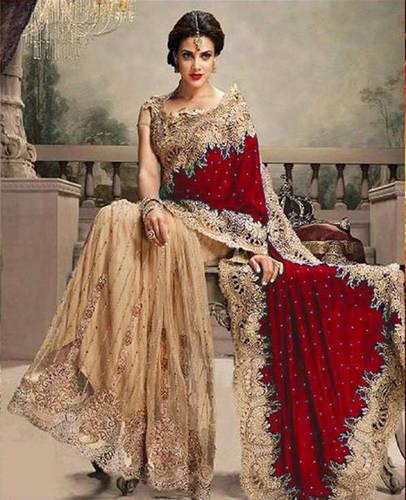 Designer Saree in  Millenium Textile Market (Rr)