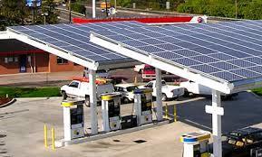 Petrol Pump Solar Power Panel in  63-Sector