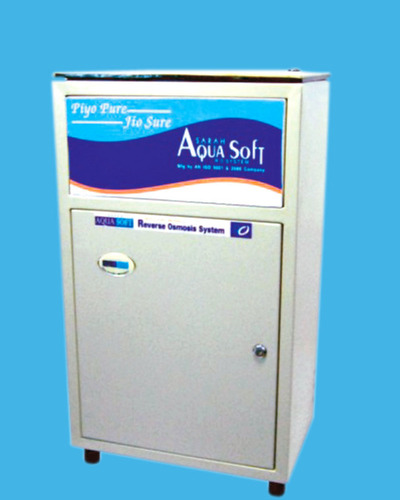 50 Lph Water Treatment Plant
