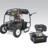 Gas Powered Hydraulic Pumps