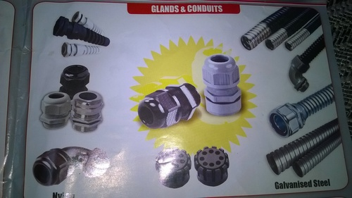 Glands And Conduits