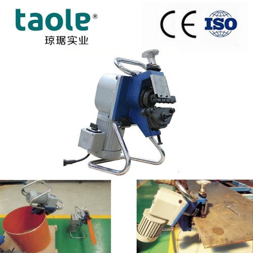 Portable Beveling Machine For Pipe And Plate