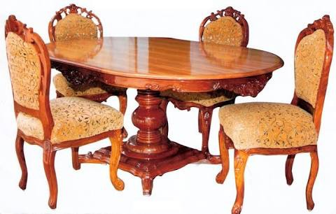 Wooden Dining Table Set In Ahmedabad Gujarat Manufacturers Suppliers