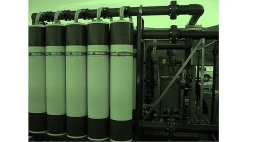 Ultra Filtration Plant