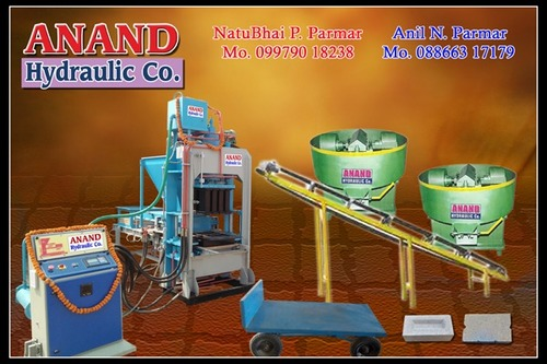 Automatic Fly Ash Bricks Making Machine in   PANCHASAR ROAD