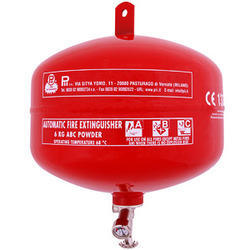 Automatic Modular Fire Extinguishers